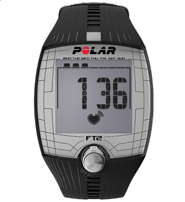 Sporttester Polar FT2 černý