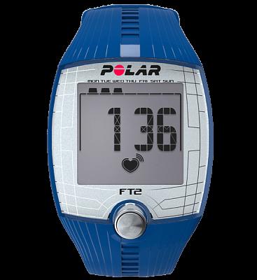 Sporttester Polar FT2 modrý