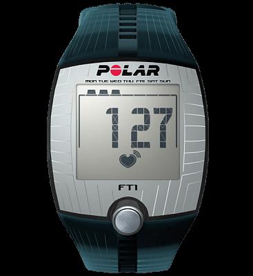 Polar FT1 tyrkysový
