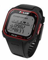 Polar RC3 GPS černý