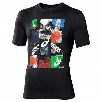 Pánské běžecké tričko Asics Marathon Tee