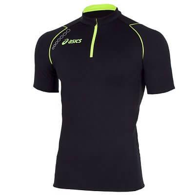 Pánské běžecké tričko Asics T-shirt Gemini Black/Black