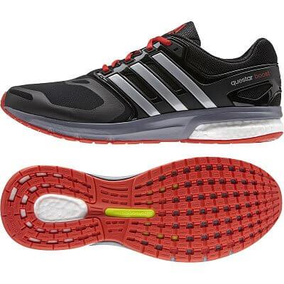 Pánské běžecké boty adidas questar boost tf m