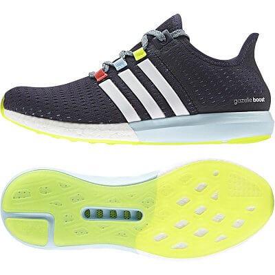 Dámské běžecké boty adidas cc gazelle boost w