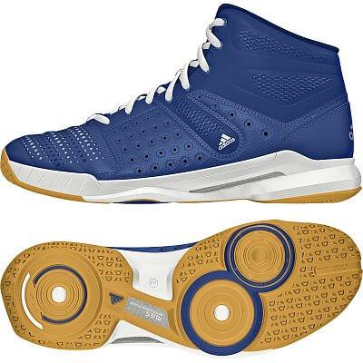 Pánská florbalová obuv adidas stabil Hi 12