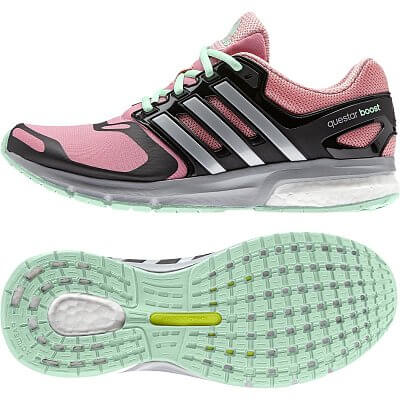 adidas questar boost w tf - dámské běžecké boty  cb7d996ee5
