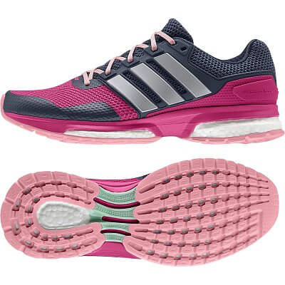 Dámské běžecké boty adidas response boost 2 w