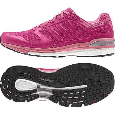 Dámské běžecké boty adidas supernova sequence boost 8 wid