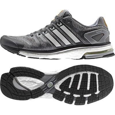 Pánské běžecké boty adidas adistar boost m heather