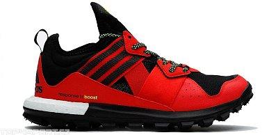 Pánské běžecké boty adidas response tr boost thunder m