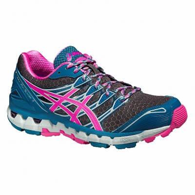 Dámské běžecké boty Asics Gel Fujisensor 3