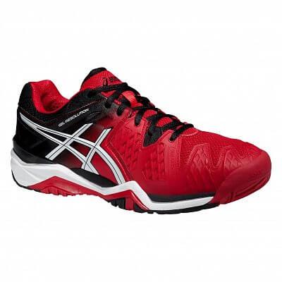 Pánská tenisová obuv Asics Gel Resolution 6 (Wide)