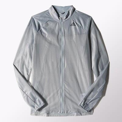 Dámská běžecká bunda adidas adizero Ghost Jacket
