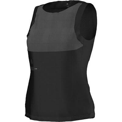 Dámská běžecká vesta adidas adistar VIZ Vest W