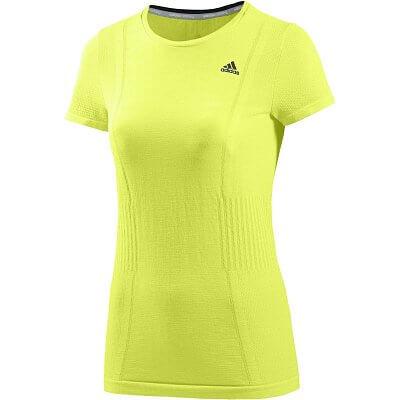 Dámské běžecké tričko adidas adistar Primeknit Tee