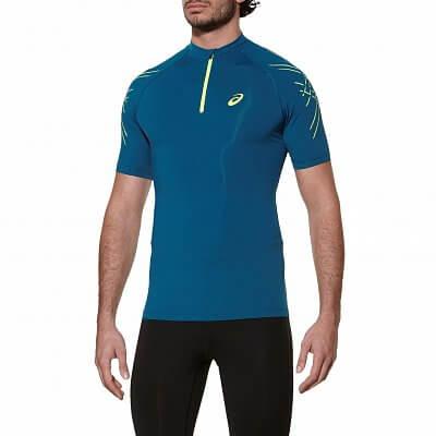 Pánské běžecké tričko Asics Im 1/2 Zip Top