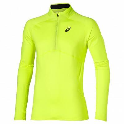 Pánské běžecké tričko Asics LS Winter 1/2 Zip