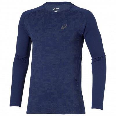 Pánské běžecké tričko Asics LS Seamless Top