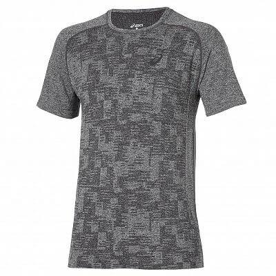 Pánské běžecké tričko Asics SS Seamless Top