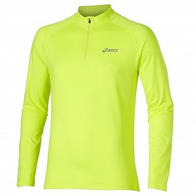 Pánské běžecké tričko Asics Ess Winter 1/2 Zip