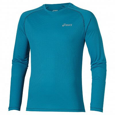 Pánské běžecké tričko Asics LS Crew