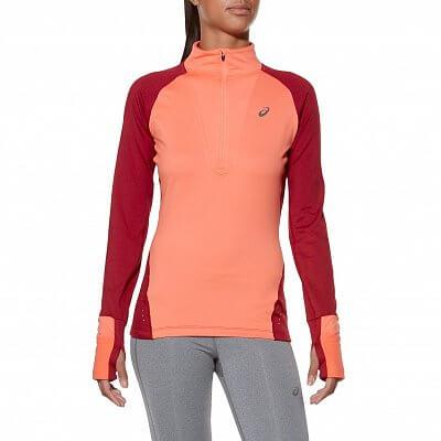 Dámské běžecké tričko Asics LS Winter 1/2 Zip