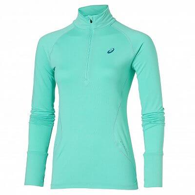 Dámské běžecké tričko Asics LS Jersey 1/2 Zip