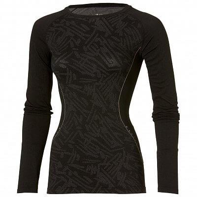 Dámské běžecké tričko Asics LS Seamless Top