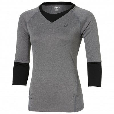 Dámské běžecké tričko Asics 3/4 LS Top