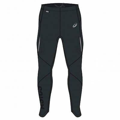 Pánské běžecké kalhoty Asics Fujitrail Winter Tight