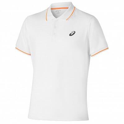 Asics Club Short Sleeve Polo