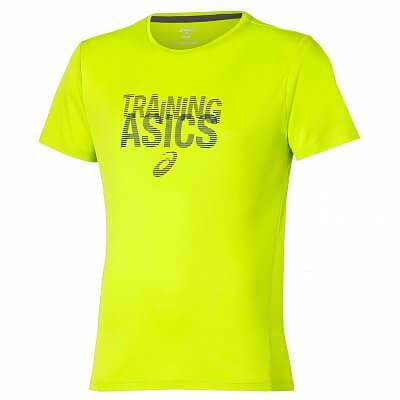 Pánské tréninkové tričko Asics Graphic Top