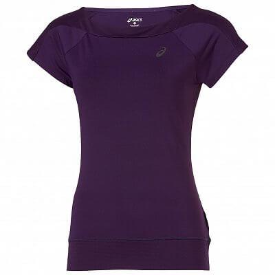Dámské tréninkové tričko Asics Short Sleeve Top