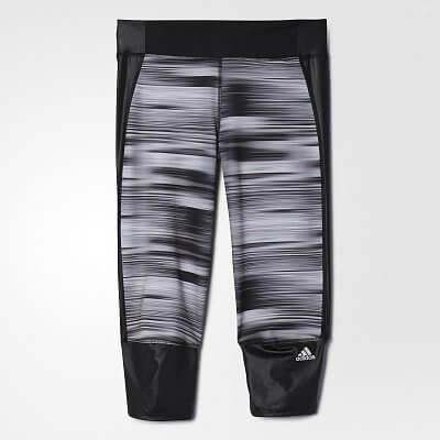 Dámské běžecké kalhoty adidas SN 3/4 G Tight W