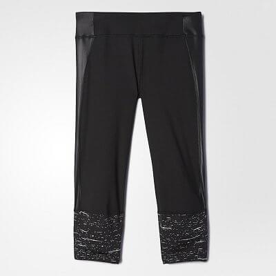 Dámské běžecké kalhoty adidas SN 3/4 Ref TI W