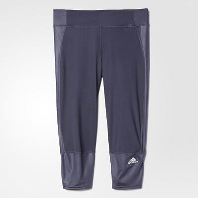 Dámské běžecké kalhoty adidas SN 3/4 Tight W