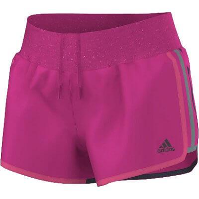Dámské běžecké kraťasy adidas Aktiv Pink Ribbon M10 Short