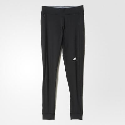 Dámské běžecké kalhoty adidas SQ CW Tights W