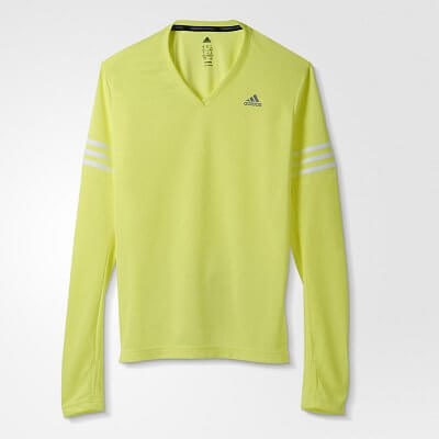 Dámské běžecké tričko adidas Response L/S Tee W