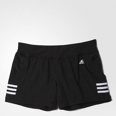 Dámské běžecké kraťasy adidas Response 4 Inch Shorts W