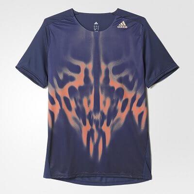 Dámské běžecké tričko adidas adizero Tee