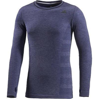 Pánské běžecké tričko adidas adistar Primeknit Longsleeve