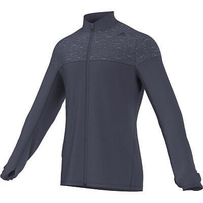 Pánská běžecká bunda adidas Supernova Storm Jacket