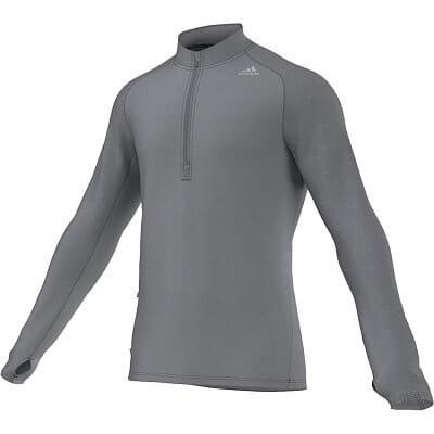 Pánské běžecké tričko adidas Supernova Storm 1/2 Zip