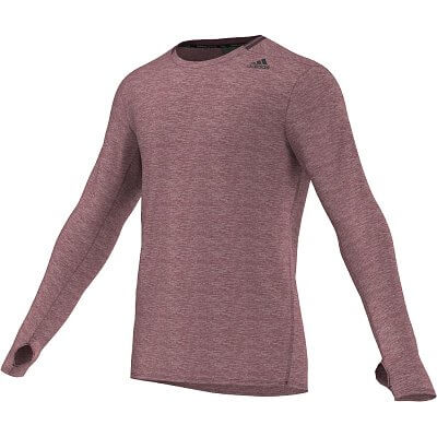 Pánské běžecké tričko adidas Supernova Long Sleeve Tee