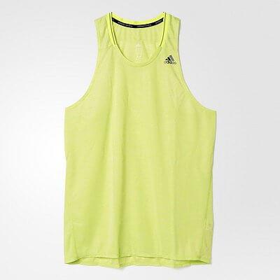 Pánské běžecké tílko adidas SN Singlet M