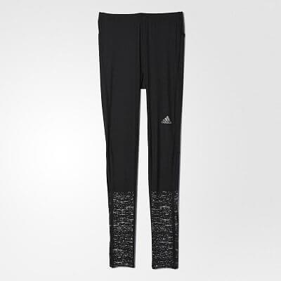 Pánské běžecké kalhoty adidas Supernova Graphic Long Tight Men