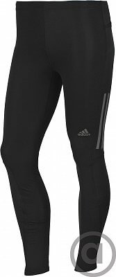 Pánské běžecké kalhoty adidas SN Long Tight M