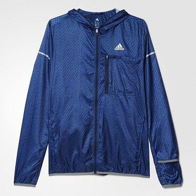 Pánská běžecká bunda adidas Kanoi Grap JK