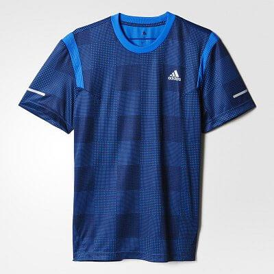 Pánské běžecké tričko adidas Kanoi SS Gra T